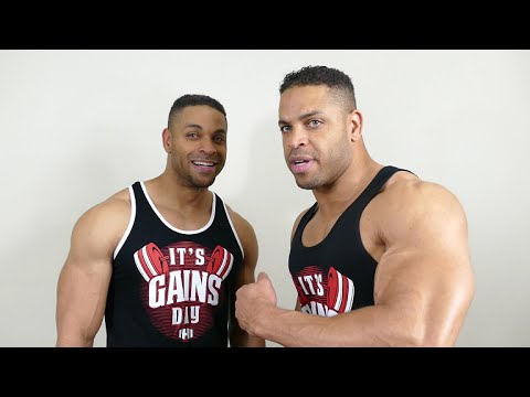 Why You Look Smaller In Photos Next To Your Friends @hodgetwins