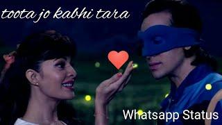 Tuta jo kabhi tara | A flying jatt | Whatsapp status | video | song | 30 second | HD | Hindi