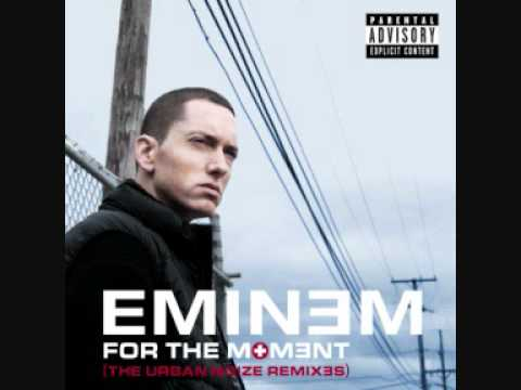 Eminem - For The Moment (The Urban Noize Remixes)