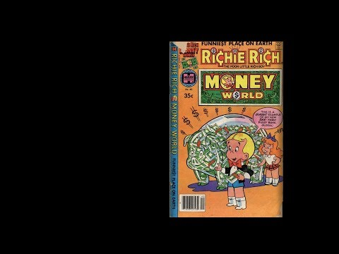 Richie Rich Money World 040