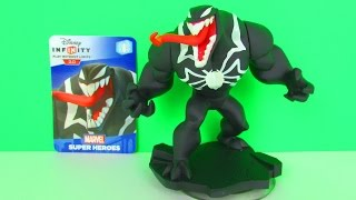 Disney Infinity 2.0 Marvel Super Heroes Venom Figure Unboxing