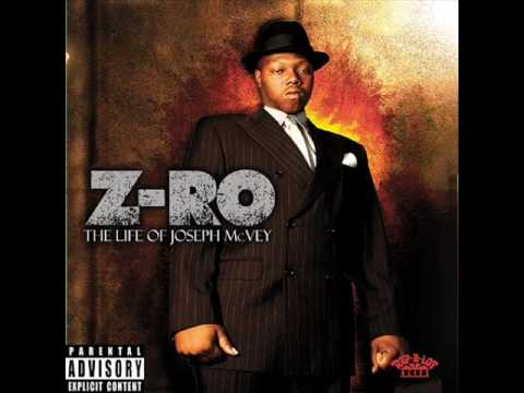 Z-ro - King Of The Ghetto (screwed And Chopped) video