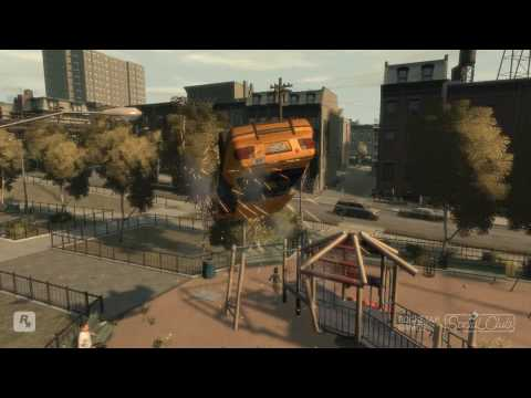 GTA 4 Schaukel Bug (HD)