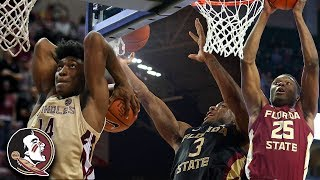 FSU's Top 5 Plays of The 2018-19 Men's Basketball Season