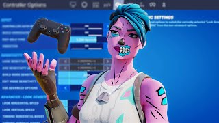 The *BEST* Controller Fortnite Settings/Sensitivity/Binds! (Xbox/PS4)