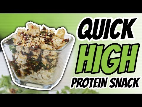 Healthy High Protein Snack: Sun Dried Tomato Tuna Salad Recipe - Live Lean TV