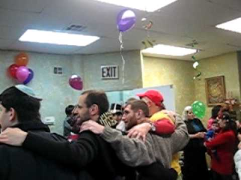 Brooklyn, New York: The Kabbalah Center Purim Party