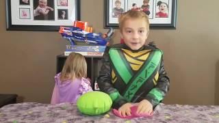 Favorite Holiday Toys! Nerf Tangled Lego Moana Whoopie Cushion!