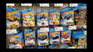 Hot Wheels Hunting Target - 2019 Red Editions