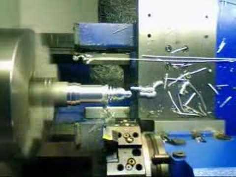 MECANIZADO TORNO CNC ALFIL