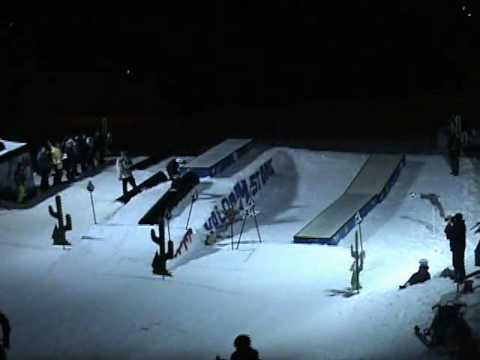 Summit Central 2010.02.13 peanut butter and rail jam