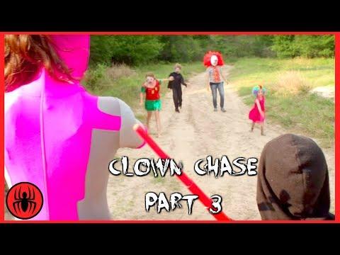 Clown Series final Part 3 Superhero Kids