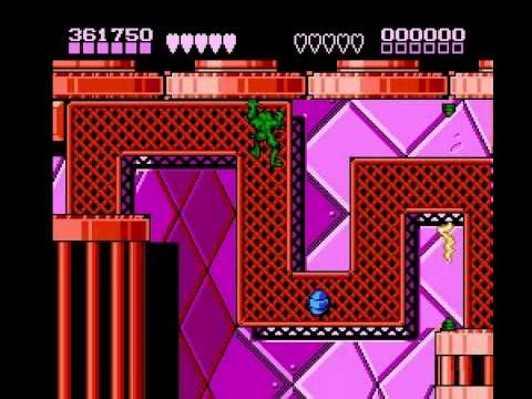 Battletoads & Double Dragon - The Ultimate Team - Battletoads  and  Double Dragon (NES) - User video