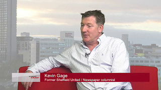 Sheffield Live TV Kevin Gage & Neil Mellor #sufc #swfc 11.5.17 Part 1