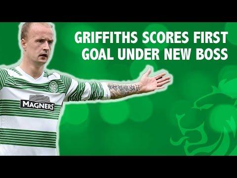 Griffiths scores first goal under new boss