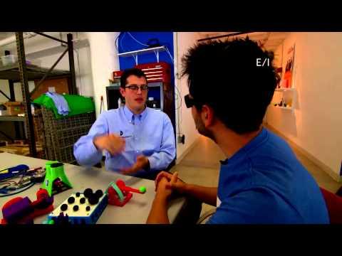 Earth 2050 3D Printing