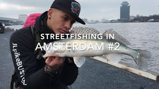 JLpikeBUSTERS NL - Streetfishing in Amsterdam #2