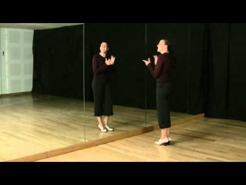 Solea por Buleria: Bulerías técnica de baile