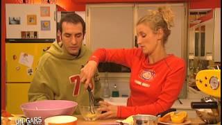 Un gars une fille - dans la cuisine