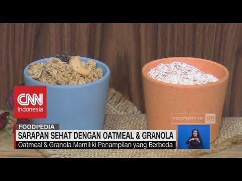 download lagu Sarapan Sehat Dengan Oatmeal & Granola gratis