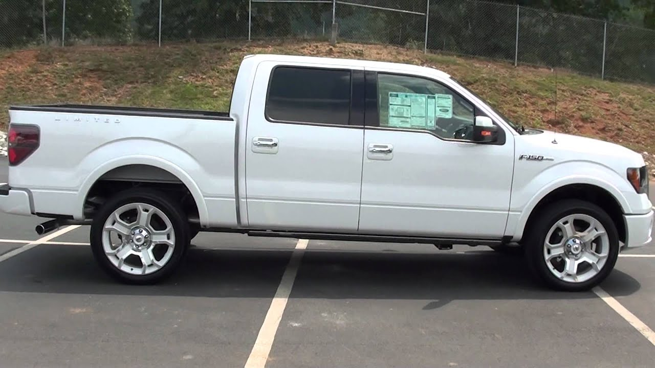For Sale New 2011 Ford F 150 Limited Stk 11616 Www