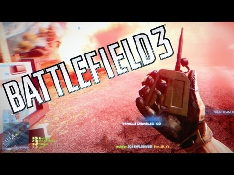 Battlefield 3 - Road Trippin