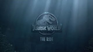 Jurassic World The Ride   IT JUST GOT REAL