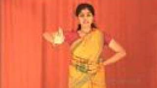 Natta Adavu in Bharatanatyam (Part One)