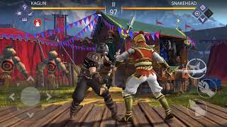 Shadow Fight 3  #64  Android Walkthrough Gameplay  FIGHT CIRCLE OFFICIAL NEW VIDEO  IOS