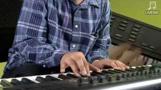 Chris - The Piano Man