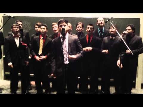 Pompeii (Bastille) - UMBC Mama's Boys - Winter Ball 2013