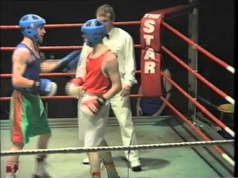 Boxing national stadium dublin 1998 glasnevin ABC