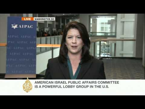 Patty Culhane reports on Aipac