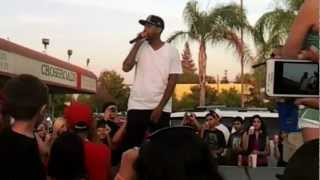Philthy Rich - Kill Zone Tour @ MLB Fade Shop Fresno, Ca.