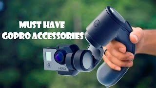 11 Must Have GoPro Camera Accessories 2017!