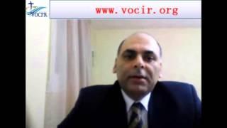 مصاحبه با کوروش لاهوتی -- سخنگوی کلیسای ایران