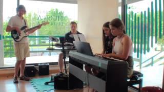Maria Ferreira e Filipa Piano Prof Pedro Ferreira Imagine John Lennon JUN 2017