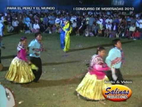 Concurso de moseñadas ollaraya 2010 Lima - Peru