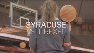 Visual Recap   Syracuse vs. Drexel