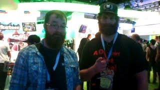 E3 2012 - Jack meets Harley from Epic Meal Time