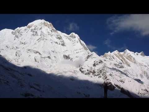 Annapurna Base camp trekking  / Annapurna sanctuary Trek Video