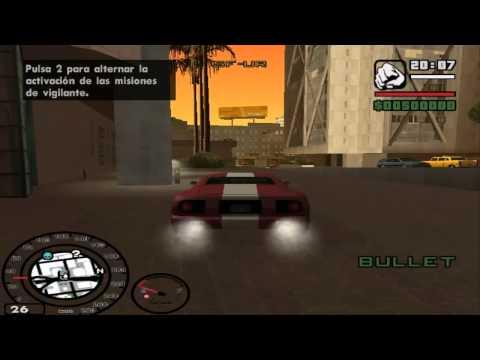 GTA San Andreas Descargar E Instalar mod