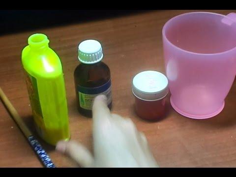 Из чего сделать умный пластилин в домашних условиях 234