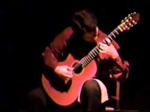 Jorge Caballero plays Dvorak (2/4)