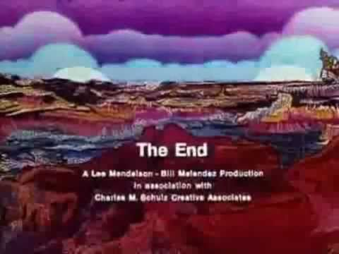 Race For Your Life Charlie Brown Credits