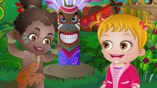 Baby Hazel Game Movie - Baby Hazel African Safari Episode - Dora the Explorer