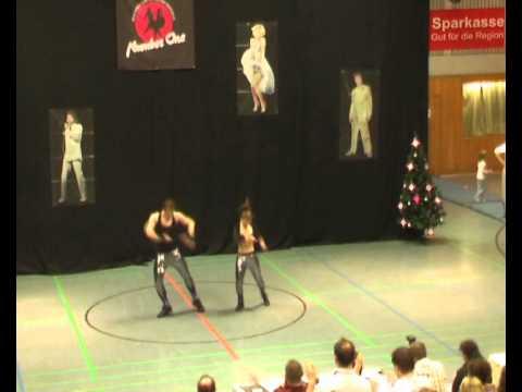 Amber Boelen & Kenny Philippaars - Sinter Claas Cup 2011