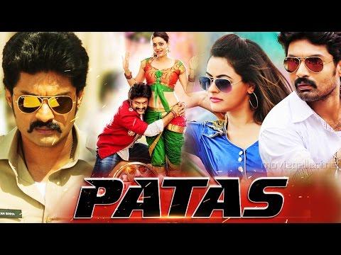 Patas (2016) Full Hindi Dubbed Movie | Nandamuri Kalyan Ram, Shruti Sodhi | 2016 Full Action Movies