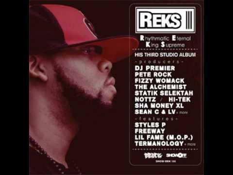 01 25th Hour (Produced By DJ Premier) - Reks