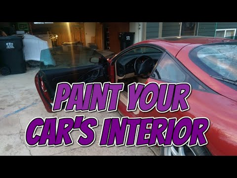 How to paint your interior